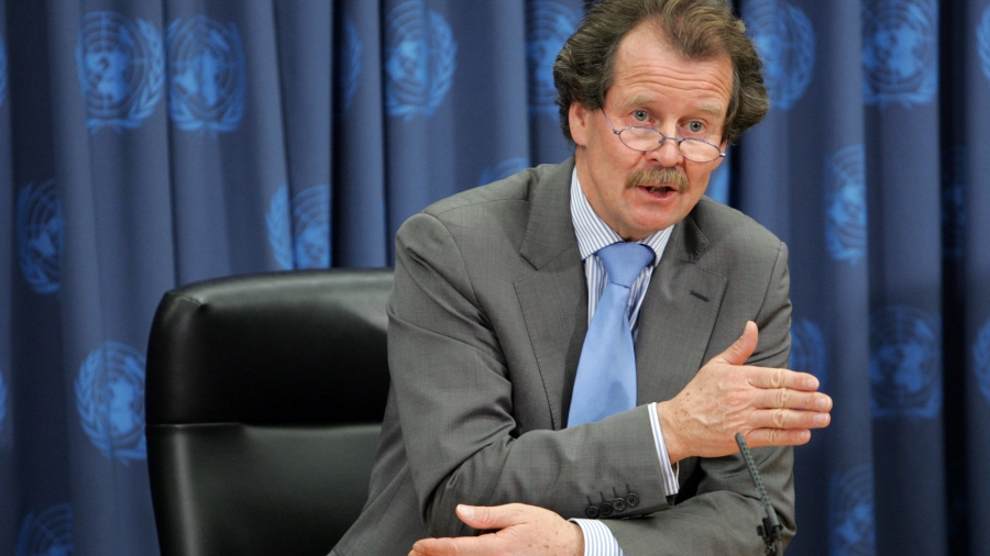 Press Conference: Mr. Manfred Nowak, Special Rapporteur on torture and other cruel, inhuman or degrading treatment or punishment