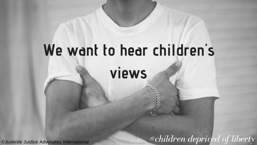 We want to hear children's views
